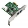 TRENDnet TU3 H2PIE - USB adapter - PCI Express 2.0 - USB, Hi -- TU3-H2PIE