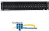 Hubbell NextSpeed Ascent Cat 6 48-Port Patch Panel -- HP6A48U
