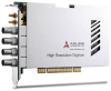 4-CH 16-Bit 10/20/40 MS/s PCI Digitizers with 512 MB Memory -- PCI-9816/9826/9846
