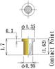 Thru Hole Short type, Round Socket Pin -- NZP-F135L17-GG-RL - Image