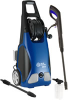AR Blue Clean 1900 PSI Pressure Washer w/ Hose Reel -- Model AR383