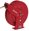 Heavy Duty Spring Retractable Medium Pressure Oil Hose Reel Series 7000 -- 7850 OMP