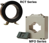AC Current Transformer for Ammeters -- MFO / RCT Series