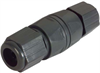 IP67 RJ45 Feed-Through Cable Gland - Two Way Type -- CG-DRJ -Image