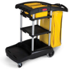 Rubbermaid 9T72 High Capacity Cleaning Cart -- RM-9T72