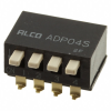 DIP Switches -- 450-2043-2-ND -Image
