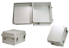 14x12x7 Inch Weatherproof NEMA 3R Enclosure Only -- NB141207-02