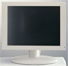 Medical Grade LCD Monitor with Touch Screen -- PMD-S17 - Image