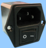 3 Function Power Entry Module -- 83510470 - Image
