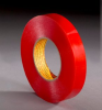 3M™ High Performance Double Coated Tape 9088FL Clear, 8.3 mil, Custom Sizes Available -- 9088FL