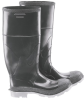 Onguard 86101 Black 10 Chemical-Resistant Boots - 16 in Height - Polyurethane/PVC Upper and Polyurethane/PVC Sole - 791079-10777 -- 791079-10777 - Image