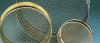 12 Inch Half Height Mid-Point Stainless-Steel Sieve (Fine Mesh) -Image