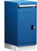 Stationary Compact Cabinet with Partitions -- L3ABG-3411L3D -- View Larger Image