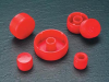 Threaded Plugs for Flat-Faced O-Ring Hydraulic Fittings -- PDH-2 5/16-12 -Image