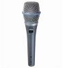 Shure BETA 87A Super Cardioid Vocal Microphone -- SHUBETA87A