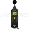 Sound Level Meter (35dB to 80dB) (50dB to 100dB) (80dB to 130dB) -- AEMC-CA832