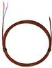 Digi-Sense Type-K, Flex FEP Coated Probe, Stripped Ends, 20 Ga, Ungrounded, 10Ft L -- GO-08113-23