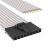 Flat Flex Cables (FFC, FPC) -- A9CAG-0903F-ND -Image