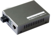 10/100Base-TX to 100Base-FX WDM Media Converter -- View Larger Image