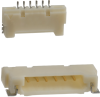 Rectangular Connectors - Headers, Male Pins -- H126018DKR-ND -Image