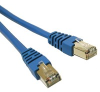 Cat6 Patch Cable Shielded Blue - 10Ft -- HAV31210