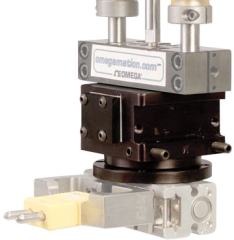 Pneumatic Rotary Actuators image