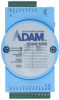 6-ch Digital Input and 6-ch Power Relay Modbus TCP Module -- ADAM-6066