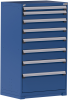 Heavy-Duty Stationary Cabinet (with Compartments) -- R5AEE-5851 -Image