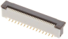 FFC, FPC (Flat Flexible) Connectors -- 1253-046214030010846+TR-ND -Image