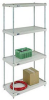 Sold Plastic Shelving -- T9H188124