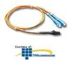 ICC 62.5/125µm Multimode Duplex Fiber Optic Patch.. -- ICFOJ5T6