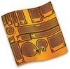 Kapton® (Polyimide Film) Heater Kit -- KH-KIT-EFH-15001 - Image