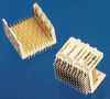 Backplane Connectors, 2.00 mm (0.079 in.), Metral® High Speed Products, Number of ports (per row)=6 -- 74817-1057 - Image