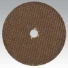 Dynabrade Alumina Zirconia Cutoff Wheel - Type 1 (Straight) - 3 in Diameter - 3/8 in Center Hole - 79356 -- 616026-79356 - Image