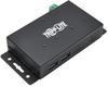 4-Port Industrial-Grade USB 3.1 Gen 2 Hub - 10 Gbps, 2 USB-C & 2 USB-A, 15 kV ESD Immunity, Iron Housing -- U460-2A2C-IND