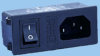 3 Function Power Entry Module -- 83510160 - Image