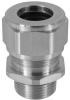 """Cord Connector, SS, 2"""" NPT, cable range 1.250 - 1.375, Form Size 6 -- RSSS-622 -Image"""