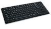 Silicone Keyboard OEM Kit -- TKG-113-MB-PCB-PAD-BLACK - Image