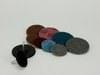3M Scotch-Brite 920S Non-Woven Sanding Disc Set - Coarse, Medium, Very Fine, Super Fine Grade(s) Included - 2, 3 in Diameter Included - 18253 -- 048011-18253 - Image