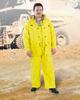Onguard Neotex 74060 Yellow Universal Neoprene/Nylon Chemical-Resistant Hood - 791079-12356 -- 791079-12356