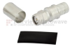 TNC Male (Plug) Connector For LMR-600 Cable, Crimp/Non-Solder Contact