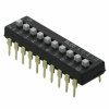 DIP Switches -- 1825057-9-ND - Image