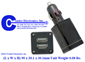 Car Chargers/USB Cables -- CC-5V0-2A0-USB-2B