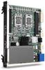 Dual Intel® Xeon® L5638 Processor 10 Gigabit Ethernet AdvancedTCA® Processor Blade -- aTCA-6155