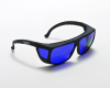 Laser Safety Glasses for Dye -- KOL-8803