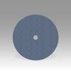 3M 6002J Coated Diamond Hook & Loop Disc - R10 Grit - 4 in Diameter - 1 in Center Hole - 86072 -- 051144-86072 - Image