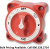 Blue Sea Systems 9001E E-Series Battery Switch -- 78401 -- View Larger Image
