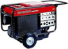 Honda Generators - Deluxe Series -- HONDA ES6500K2A -- View Larger Image
