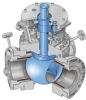 Four-way Switch Valves