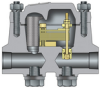 Forged HP/HT Steam Trap -- Type N - Image